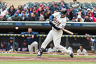 Joe Mauer #7 of the Minnesota Twins bats during a game against the during a game against the New York Mets on April 13, 2013 at Target Field in Minneapolis, Minnesota.  The Mets defeated the Twins 4 to 2.  Photo: Ben Krause