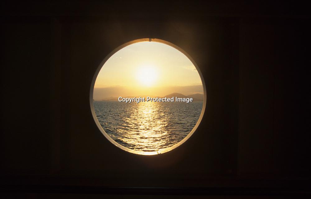Cruise on Costa Victoria boat in Mediteranean sea   / Croisiere sur paquebot le costa Victoria en mediteranee,    Mediteranee