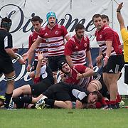 Padova 07/05/2017 centro Guizza<br /> Under 18 Fase nazionale<br /> Petrarca Rugby vs  Rugby Milano