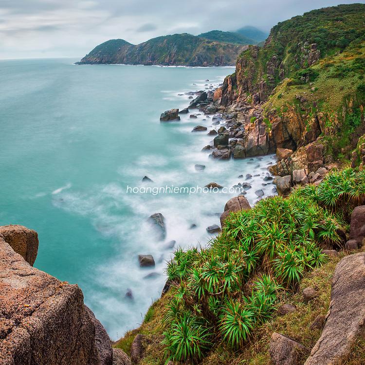 Vietnam images-seascape-Tuy Hoa hoàng thế nhiệm