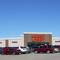 Hobby Lobby opened quietly Friday morning in Rio West Mall in Gallup. Word quickly got around and soon the parking lot was full. The Oklahoma City-based retailer plans a grand opening for the 50,000 square foot store Monday.