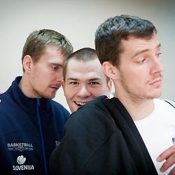 20130903: SLO, Basketball - Eurobasket 2013, Day 0 in Celje