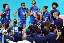 ITALY HEAD COACH MARCO BONITTA<br /> ITALY - BRASIL <br /> VOLLEYBALL WOMEN'S WORLD CHAMPIONSHIP 2014<br /> MILAN (ITA) 12-10-2014<br /> PHOTO BY FILIPPO RUBIN