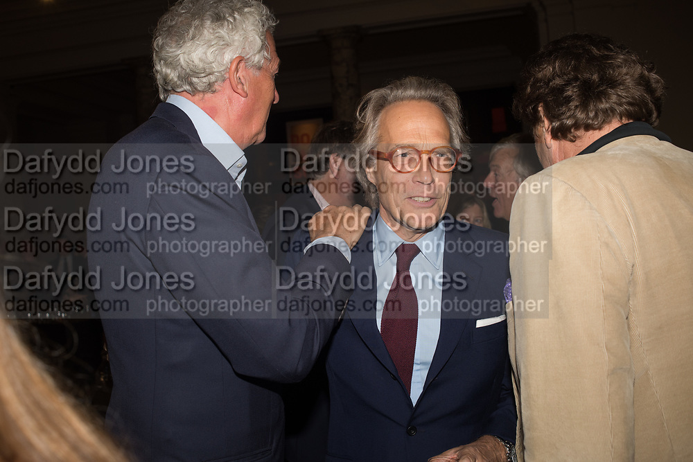 HENRY WYNDHAM, EARL OF MARCH, THEO FENNELL, Nicholas Coleridge, The Glossy Years, book launch. V & A Museum. London. 30 September 2019