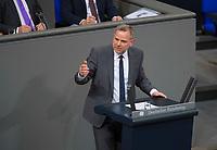 DEU, Deutschland, Germany, Berlin, 15.03.2018: Leif-Erik Holm, Alternative für Deutschland (AfD), bei einer Rede im Deutschen Bundestag.