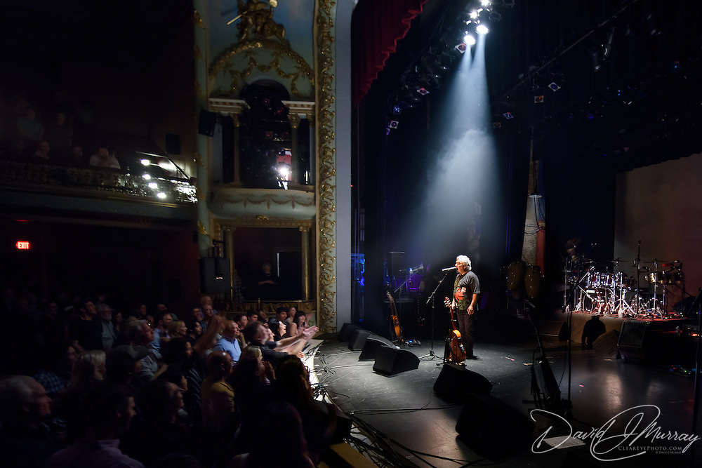 Taken at a performance by the Gipsy Kings, at The Music Hall in Portsmouth, NH on April 23, 2016