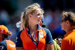 Kroeze Renske, NED, Jane Z<br /> World Equestrian Games - Tryon 2018<br /> © Hippo Foto - Sharon Vandeput<br /> 15/09/2018