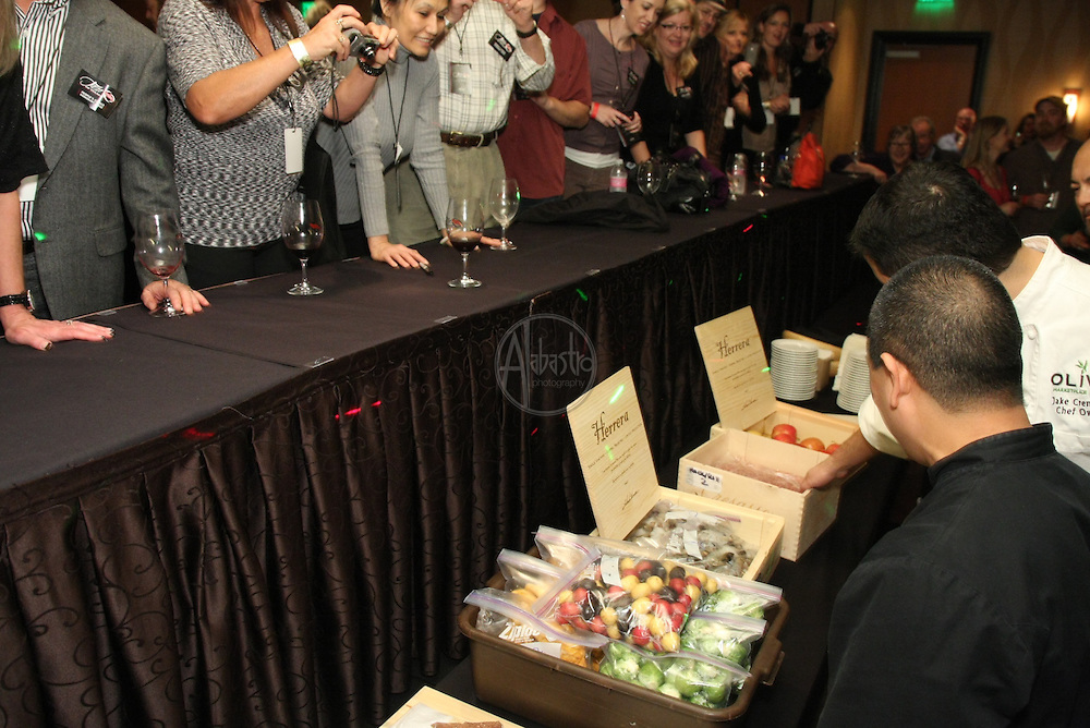 2011 Taste of Tulalip Rock-n-Roll Cooking Challenge.