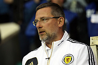 Football - Challenge Match -  Scotland vs. Australia<br /> <br /> Scotland manager Craig Levein during the Vauxhall International Challenge match at Easter Road, Edinburgh on August 15th 2012<br /> <br /> Ian MacNicol/Colorsport
