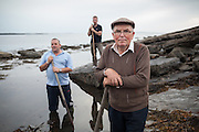 Four generations of the Talty family making their life on the family farm on the Atlantic Coast at Caherrush, Co Clare.<br /> With Great Grandfather Michael Talty's vast experience of the seaweed industry they produce a range of hand harvested,air and sun dried sea vegetables from the waters of the Atlantic Ocean.<br /> Having began with traditional Irish Dilisk and Carrageen, they expanded the range with several other vegetables such as Nori, Atlantic Wakame, Kombu amoung others. They have found a following not just in Ireland but now export as far a field as the Asian Market.