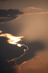 Cloudscape at Sunset, Jupiter, Florida, US