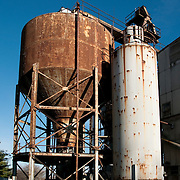 Old Cement Plant, Wakefield, Massachusetts, USA