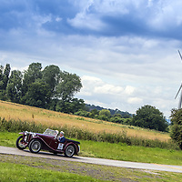 Car 26 Steve Robertson / Julia Robertson