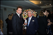 LORD MAGAN OF CASTLETOWN; , Fortnum and Mason and Quartet books host a celebration for the publication of  The White Umbrella by Brian Sewell. Illustrated by Sally Ann Lasson. Fortnum and Mason. Piccadilly. London. 3 March 2015.