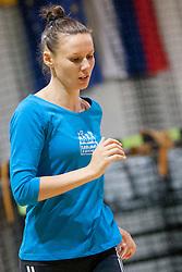 during practice session of RK Krim Mercator on August 6, 2014 in SRC Stozice, Ljubljana, Slovenia. Photo by Urban Urbanc / Sportida