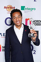 Sheku Kanneh-Mason  attends the O2 Silver Clef Awards 2019, Grosvenor House, London, UK, Friday 05 July 2019<br /> Photo JM Enternational