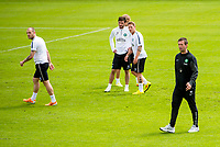 01/07/14<br /> CELTIC TRAINING<br /> AUSTRIA<br /> Celtic manager Ronny Deila