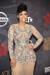 August 6, 2017 - New Jersey, U.S - KEYSHIA KA'OIR, at the Black Girls Rock 2017 red carpet. Black Girls Rock 2017 was held at the New Jersey Performing Arts Center in Newark New Jersey. (Credit Image: © Ricky Fitchett via ZUMA Wire)