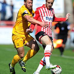 Exeter City v Southend United