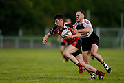 IHC at Cortown, 2nd September 2016<br /> St Michaels vs Dunderry<br /> Shane McDonnell (St Michaels) & Aaron Newman (Dunderry)<br /> Photo: David Mullen /www.cyberimages.net / 2016