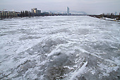 Ice on the Danube