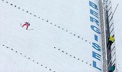 03.01.2016, Bergisel Schanze, Innsbruck, AUT, FIS Weltcup Ski Sprung, Vierschanzentournee, Bewerb, im Bild Anders Fannemel (NOR) // Anders Fannemel of Norway during his Competition Jump of Four Hills Tournament of FIS Ski Jumping World Cup at the Bergisel Schanze, Innsbruck, Austria on 2016/01/03. EXPA Pictures © 2016, PhotoCredit: EXPA/ JFK
