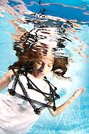 צילום אופנה מתחת למים