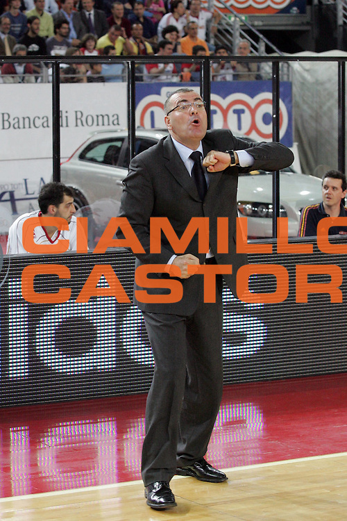 DESCRIZIONE : Roma Lega A1 2006-07 Playoff Quarti di Finale Gara 3 Lottomatica Virtus Roma Eldo Napoli<br /> GIOCATORE : Jasmin Repesa<br /> SQUADRA : Lottomatica Virtus Roma<br /> EVENTO : Campionato Lega A1 2006-2007 Playoff Quarti di Finale Gara 3 <br /> GARA : Lottomatica Virtus Roma Eldo Napoli<br /> DATA : 22/05/2007 <br /> CATEGORIA : <br /> SPORT : Pallacanestro <br /> AUTORE : Agenzia Ciamillo-Castoria/A. De Lise