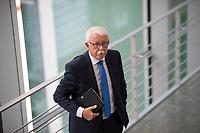 DEU, Deutschland, Germany, Berlin, 26.09.2017: Paul Victor Podolay (MdB, AfD) vor der ersten Fraktionssitzung der AfD-Bundestagsfraktion im Deutschen Bundestag.