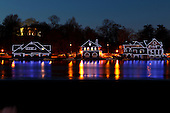 Boathouse Row - March 29th 2011