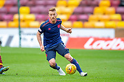 Oliver Bozanic (#7) of Heart of Midlothian during the Ladbrokes Scottish Premiership match between Motherwell FC and Heart of Midlothian FC at Fir Park, Stadium, Motherwell, Scotland on 17 February 2019.