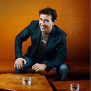 UK. London. Actor and Comedian Steve Coogan in London..Photo©Steve Forrest
