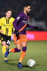 January 23, 2019 - Burton-Upon-Trent, England, United Kingdom - Manchester City midfielder Riyad Mahrez (26) during the Carabao Cup match between Burton Albion and Manchester City at the Pirelli Stadium, Burton upon Trent on Wednesday 23rd January 2019. (Credit: MI News & Sport) (Credit Image: © Mark Fletcher/NurPhoto via ZUMA Press)