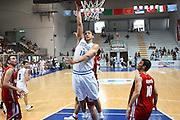 DESCRIZIONE : Roseto Degli Abruzzi Giochi del Mediterraneo 2009 Mediterranean Games Turchia Italia Turkey Italy Final Men<br /> GIOCATORE : Tommaso Rinaldi<br /> SQUADRA : Italia Italy<br /> EVENTO : Roseto Degli Abruzzi Giochi del Mediterraneo 2009<br /> GARA : Turchia Italia Turkey Italy <br /> DATA : 04/07/2009<br /> CATEGORIA : schiacciata<br /> SPORT : Pallacanestro<br /> AUTORE : Agenzia Ciamillo-Castoria/C.De Massis<br /> Galleria : Giochi del Mediterraneo 2009<br /> Fotonotizia : Roseto Degli Abruzzi Giochi del Mediterraneo 2009 Mediterranean Games Turchia Italia Turkey Italy Final Men <br /> Predefinita :