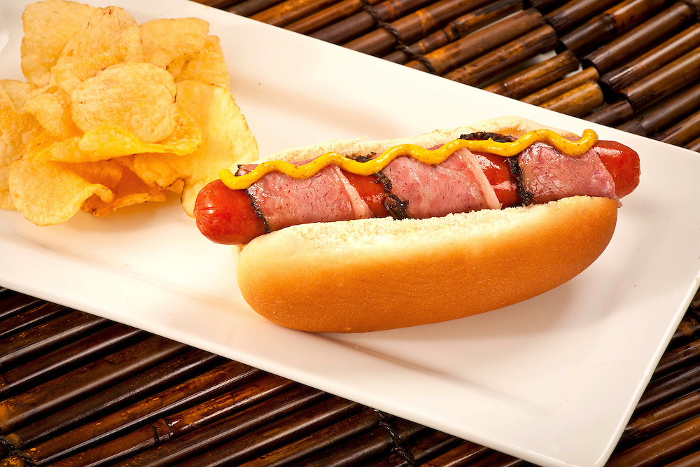 Hot Dog Pastrami,food photographer,miami,<br />