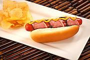 Hot Dog Pastrami,food photographer,miami,<br /> miami food photography