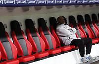Photo: Paul Thomas.<br /> Bayer Leverkusen v Tottenham Hotspur. UEFA Cup. 23/11/2006.<br /> <br /> Martin Jol, Spurs manager.