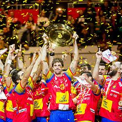 20180128: CRO, Handball - EHF Euro Croatia 2018 - Spain vs Sweden