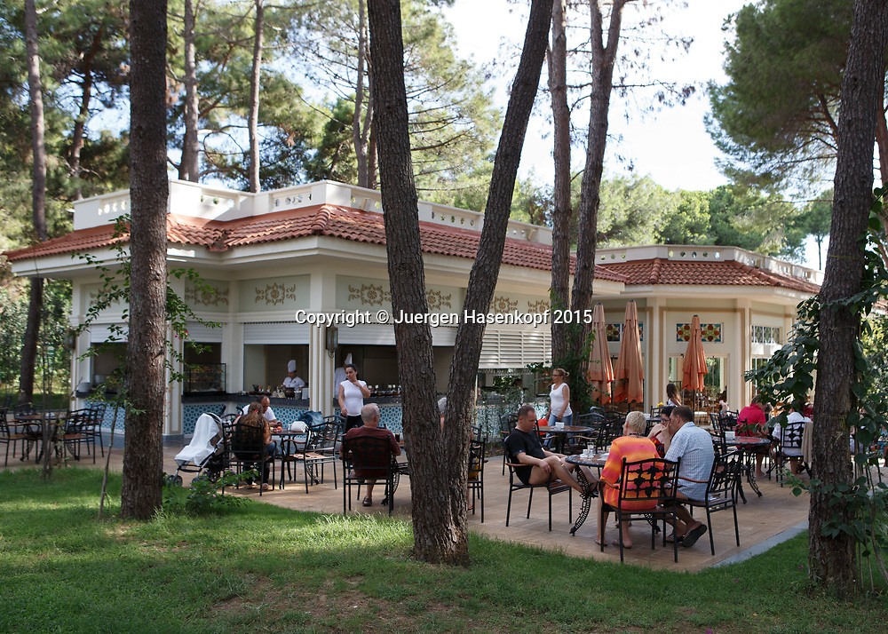 Ali Bey Resort, Side<br /> <br /> travel -  -  -  Ali Bey Resort Side - Side - Antalya - Tuerkei  - 28 September 2015. <br /> &copy; Juergen Hasenkopf