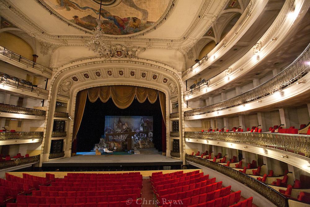 Gran Teatro, Havana, Cuba