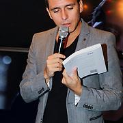 """NLD/Volendam/20121018 - Boekpresentatie """" Het geheim van de Smit, Jan Smit"""