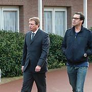 NLD/Drievliet/20130104 - Uitvaart Arend Langeberg, Jan van Zanten en DJ Sven