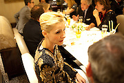 Clotilde, Princess of Venice and Piedmont;, Graydon Carter hosts a dinner to celebrate the reopening og the American Bar at the Savoy.  Savoy Hotel, Strand. London. 28 October 2010. -DO NOT ARCHIVE-© Copyright Photograph by Dafydd Jones. 248 Clapham Rd. London SW9 0PZ. Tel 0207 820 0771. www.dafjones.com.