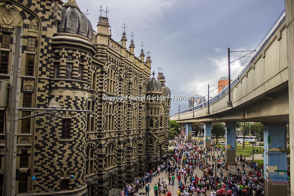 Rafael Uribe Uribe Palace of Culture, Medellin
