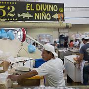 MERCADO DE MARISCOS, CIUDAD DE PANAMA / FISH MARKET, PANAMA CITY