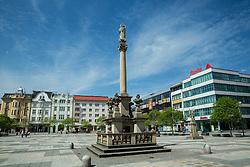 City of Ostrava, on May 8, 2015 in Moravian-Silesian Region, Czech Republic. Photo by Vid Ponikvar / Sportida