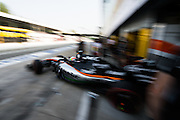 September 2, 2016: Alfonso Celis, Force India , Italian Grand Prix at Monza