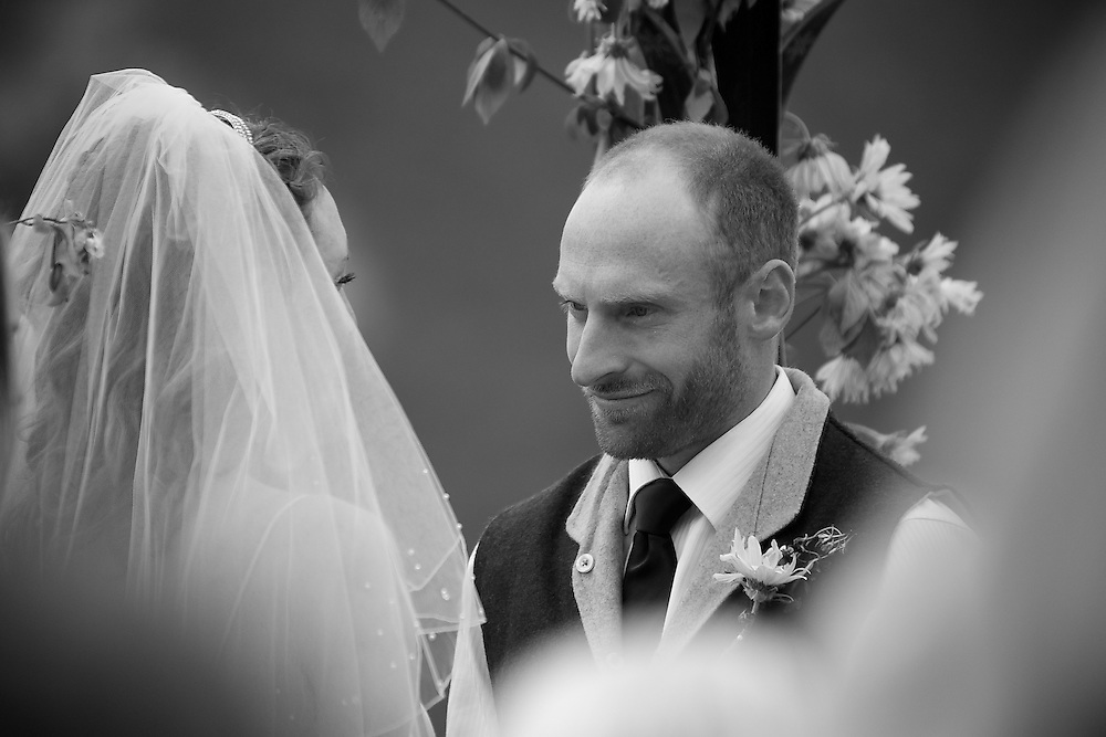 Brian and Caitlin Gregg wedding