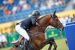 Pals Johnny, NED, Fernando<br /> CHIO Aachen 2018<br /> © Hippo Foto - Dirk Caremans<br /> Pals Johnny, NED, Fernando