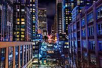 Harbor Steps, University Street, Downtown Seattle